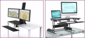 Sit-Stand-Adaptors