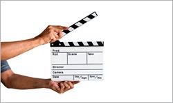 Film Clapboard Slate