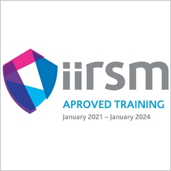 IIRSM -Approved Training Logo2021-250px