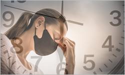 Woman,Feeling,Stressed,Because,Of,The,Coronavirus,Outbreak.,Mental,Health,